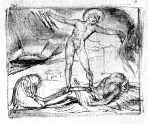 William Blake - Sans titre 8