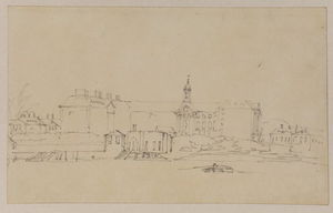 William Turner - Hospital Chelsea