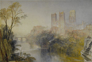 William Turner - Durham 1