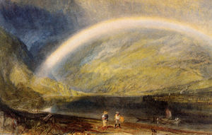 William Turner - arcenciel