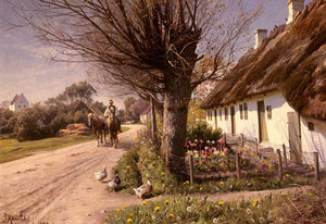 Peder Mork Monsted - cottages Hjornbaek
