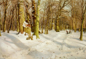 Peder Mork Monsted - Legende Born I sneen