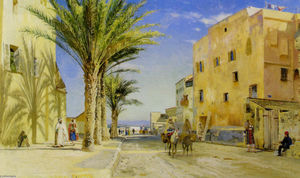 Peder Mork Monsted - Rue d Alger