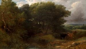 David Cox - rural scène