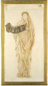 Edward Coley Burne-Jones - Philomèle