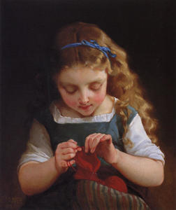 Emile Munier - A Stitch Attention
