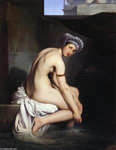 Francesco Hayez - Bathsheba