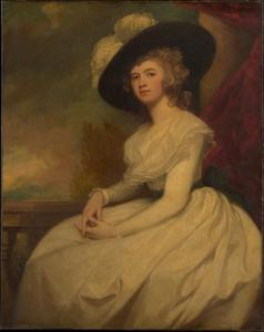 George Romney - Mme Bryan Cooke