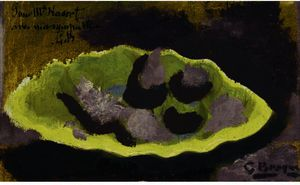 Georges Braque - mort nature