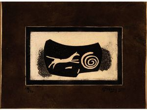 Georges Braque - chasse