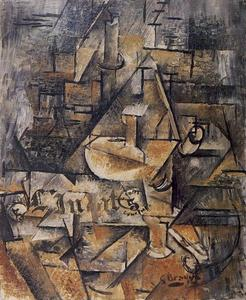Georges Braque - Le Chandelier
