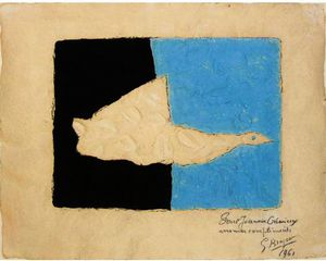 Georges Braque - le canard