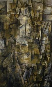 Georges Braque - femme lecture