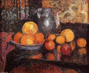Georges Lemmen - Nature morte avec fruits