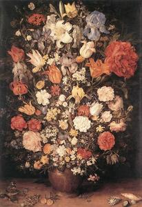 Jan Brueghel The Elder - le bouquet