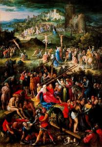 Jan Brueghel The Elder - Calvaire