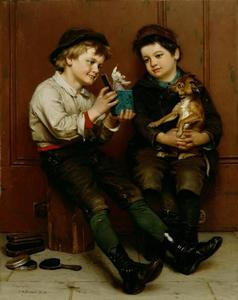 John George Brown - a surprise fête