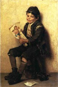 John George Brown - Valentine de Paddy