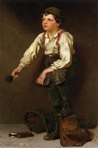John George Brown - Cireur Boy 1