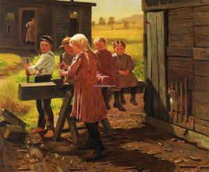 John George Brown - La famille Industrious