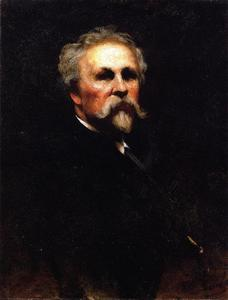 Jonathan Eastman Johnson - portrait d-individu 2