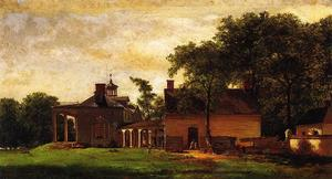 Jonathan Eastman Johnson - The Old Mount Vernon