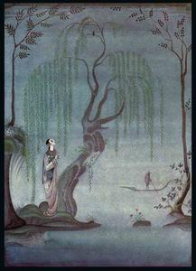 Kay Rasmus Nielsen - The Nightingale. La nuit, je l écoute à la Nightingale