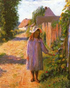 Lilla Cabot Perry - Alice dans le Lane (Alice Perry)
