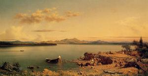 Martin Johnson Heade - lac george