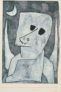 Paul Klee - Ange demandeur