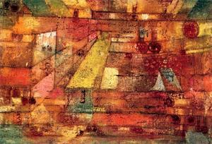 Paul Klee - Le Festival des Asters