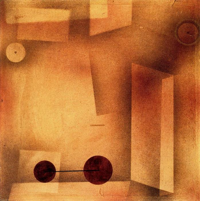 L Invention de Paul Klee (1879-1940, Switzerland) | Reproductions D'œuvres D'art Paul Klee | WahooArt.com