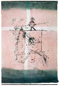 Paul Klee - Corde raide