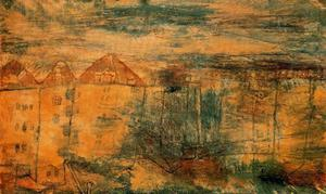 Paul Klee - vue d' a carré