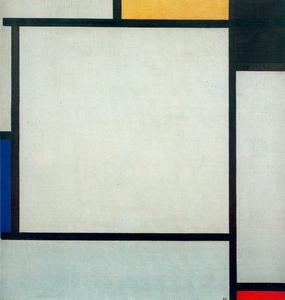 Piet Mondrian - Composition 2