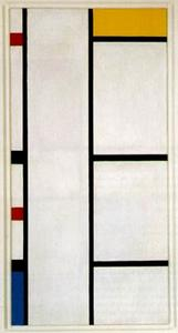 Piet Mondrian - Composition 3
