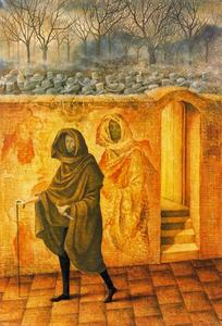 Remedios Varo - Coïncidence