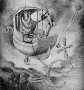 Remedios Varo - Le signe du Cancer
