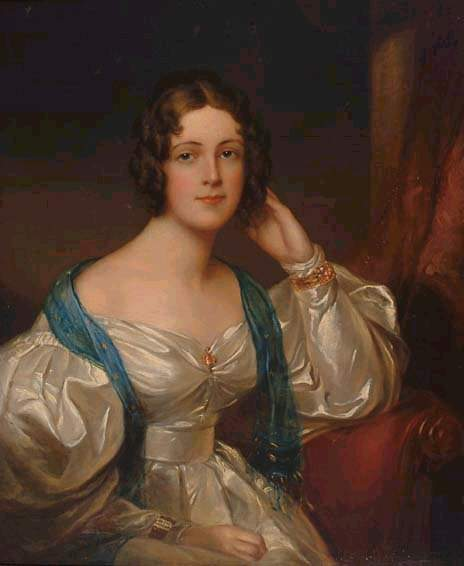 Acheter Reproductions D'art De Musée | Lady Constance Carruthers de Thomas Lawrence (1769-1830, United Kingdom) | WahooArt.com