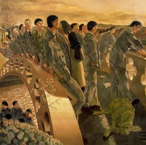 Stanley Spencer - le pont