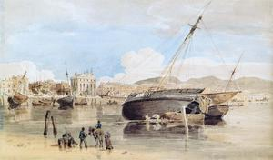 Thomas Girtin - Weymouth Harbour