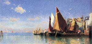 William Stanley Haseltine - venise i