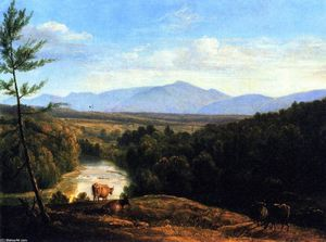 Asher Brown Durand - Catskill Mountains