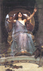 John William Waterhouse - Circé Offrant la Coupe d Ulysse