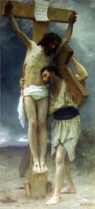 William Adolphe Bouguereau - Compassion