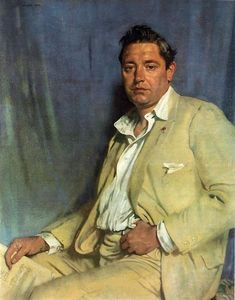 William Newenham Montague Orpen - Comptez John McCormack