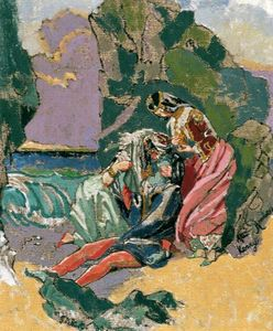 Walter Richard Sickert - Don Juan et Haydée