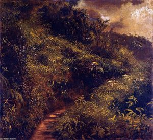 Frederic Edwin Church - Fern Marche