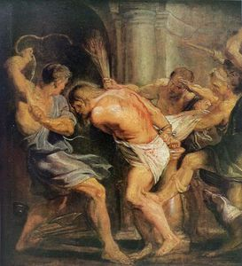 Peter Paul Rubens - Flagellation du Christ