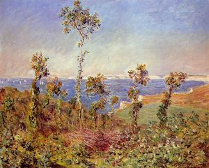 Claude Monet - Le Fonds à Varengeville